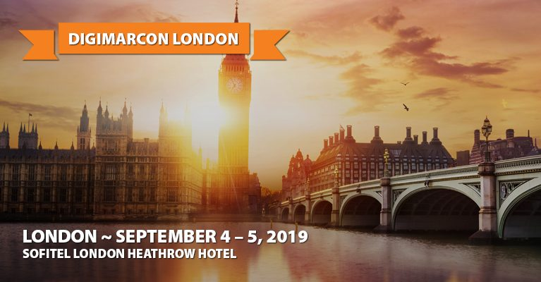 DigiMarCon London 2020