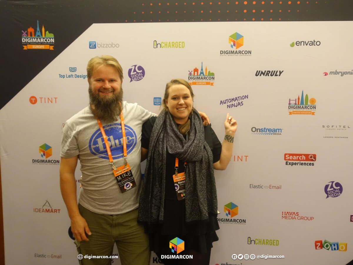Photos: DigiMarCon London · Digital Marketing Conference & Exhibition